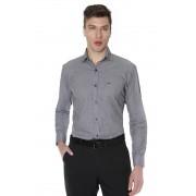 Camisa Di Sotti Comfort Fio 60 Preto