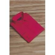 Camisa Di Sotti Slim Fit Pink