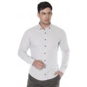 Camisa Di Sotti Slim Microestampa