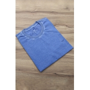 Camiseta Di Sotti T-Shirt manga curta Blue classic