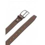 Cinto Flother Di Sotti Couro Marrom 3,5cm