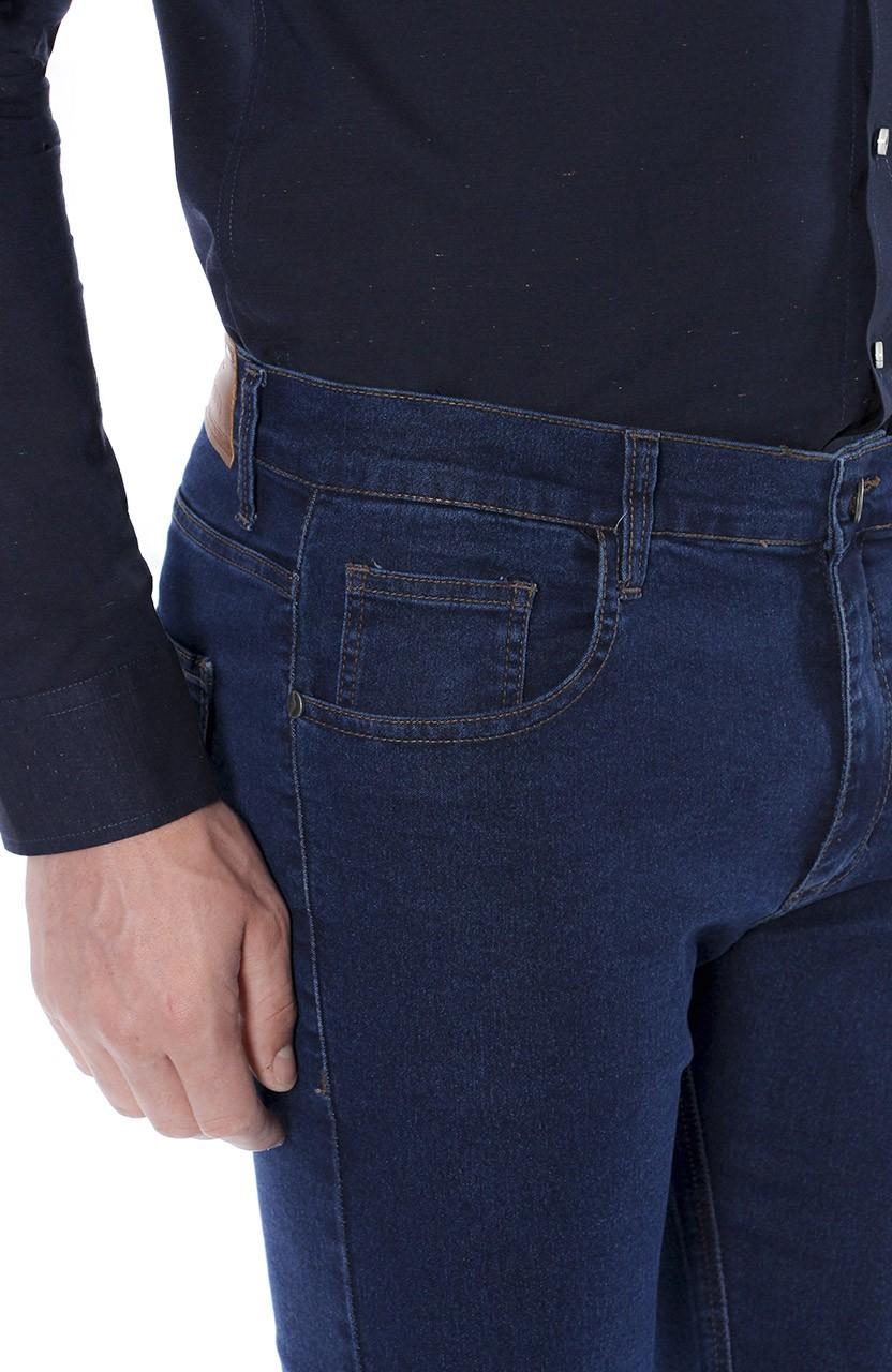 Calça Di Sotti Slim NS Jeans Marinho
