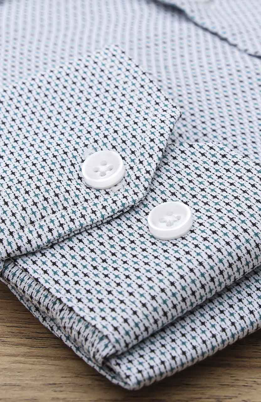 Camisa Di Sotti Comfort Navalhada Branco