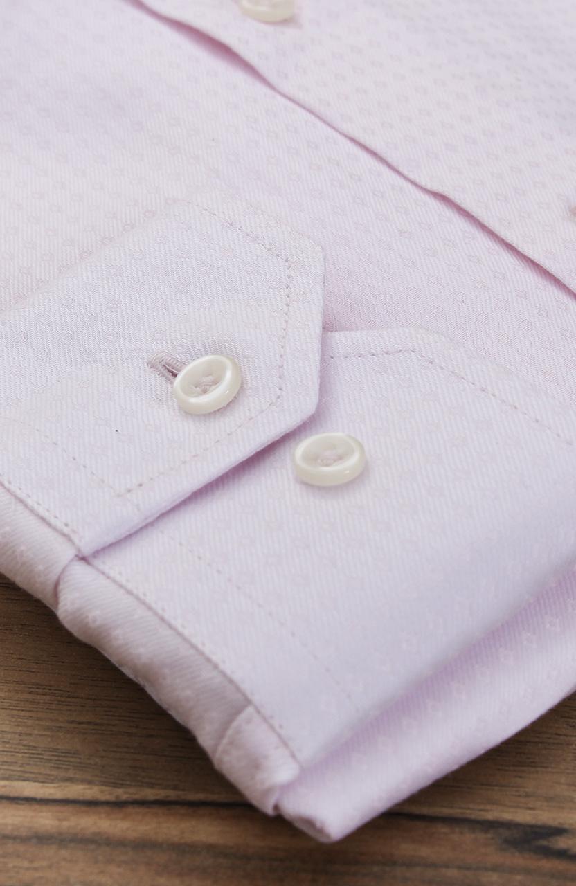 Camisa Di Sotti Slim Briel Premium Rosa