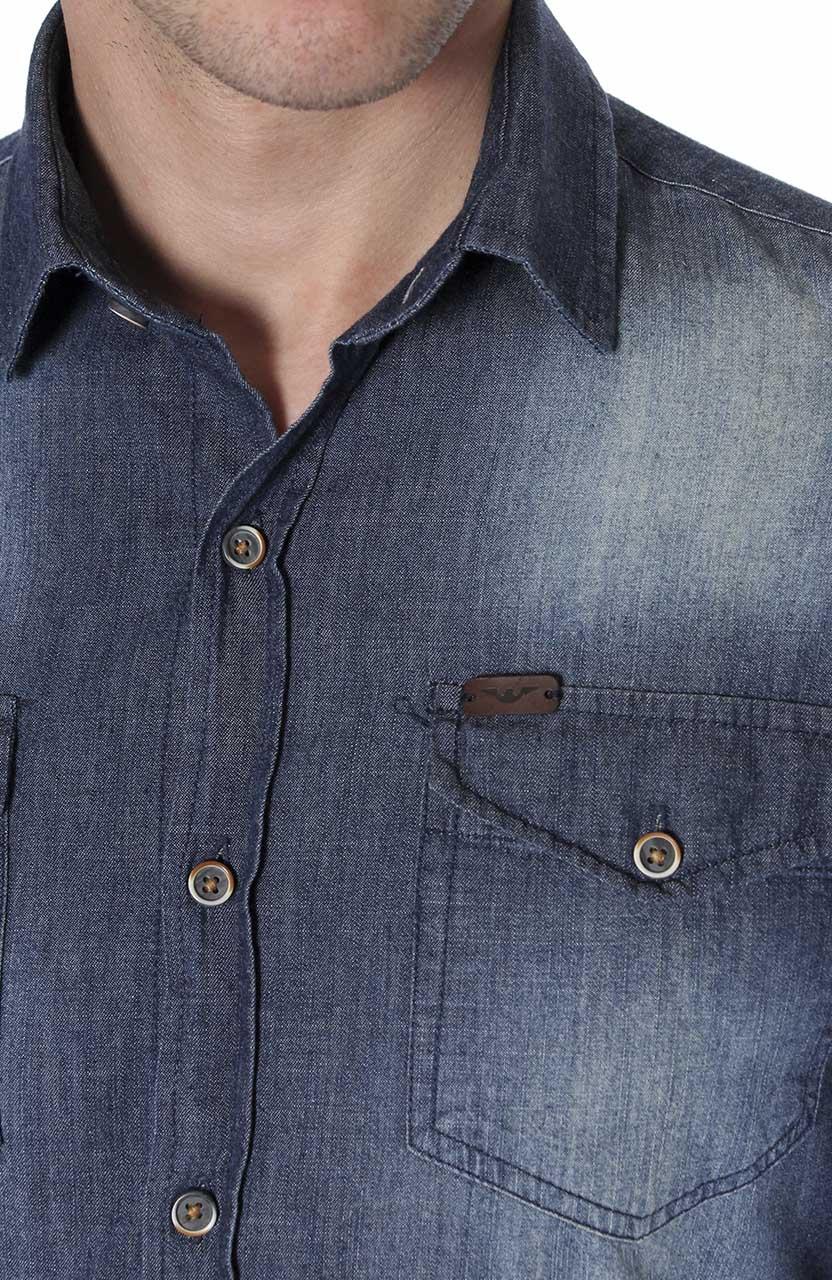 Camisa Di Sotti Slim Jeans