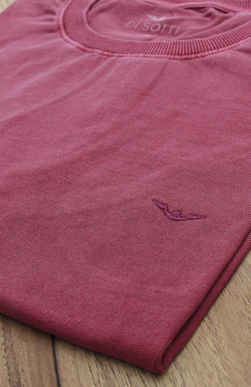 Camiseta Di Sotti T-Shirt manga curta Cereja