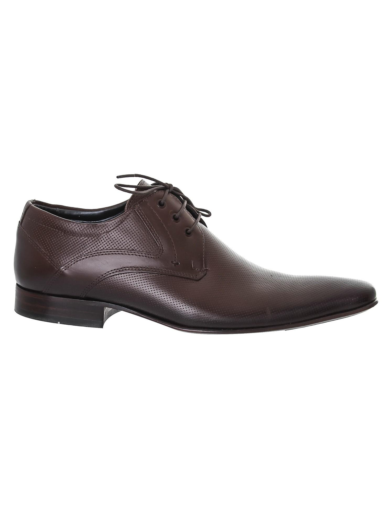 Sapato Di Sotti Social Microfuros Marrom