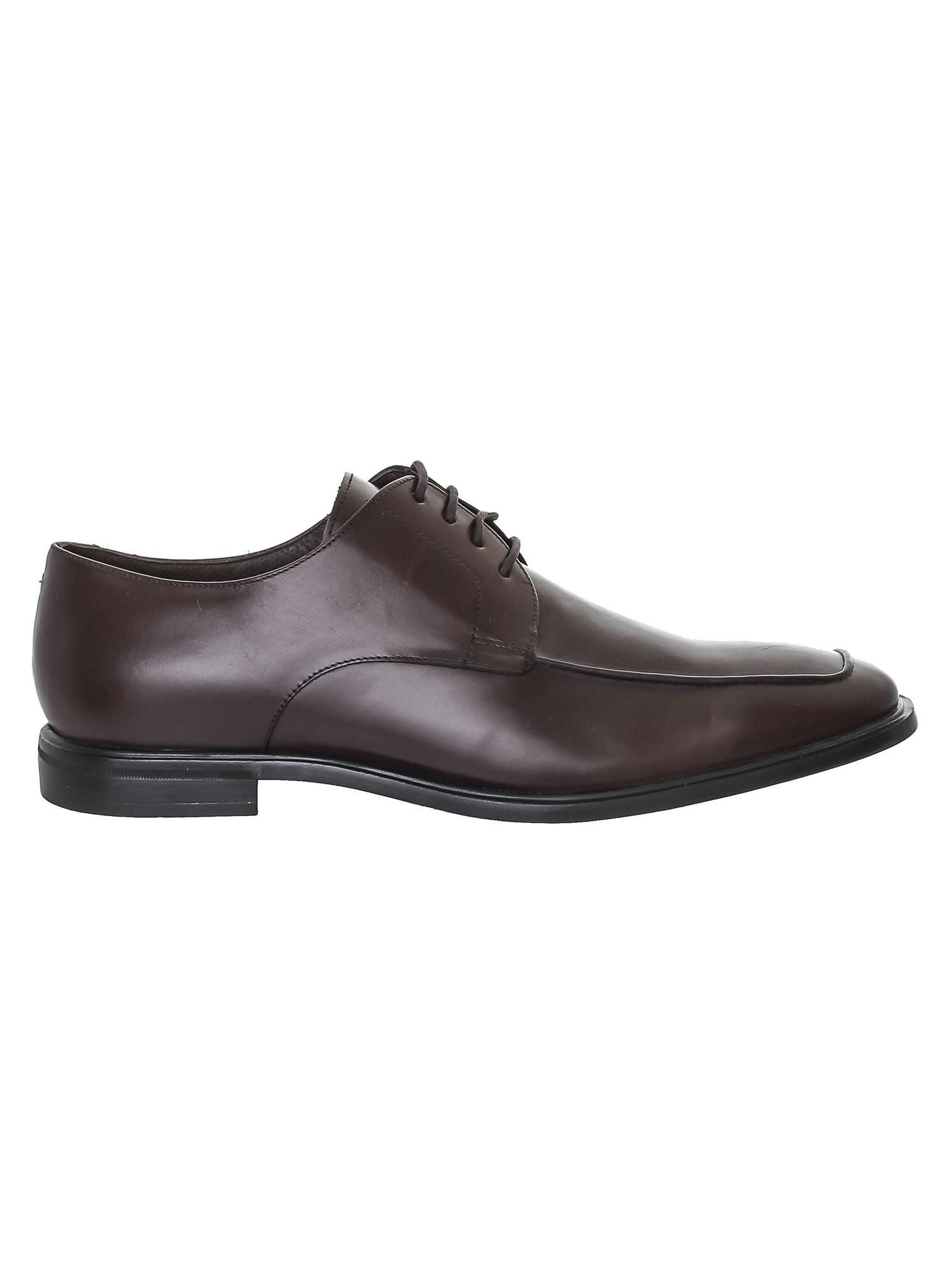 Sapato Di Sotti Social Tradicional Marrom