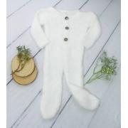 Body Jolie Angorá Newborn Branco