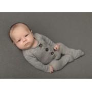 Body Jolie Newborn Cinza