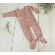 Body Jolie Newborn Rosa Amaralina
