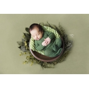 Body Jolie Newborn Verde musgo