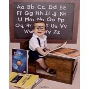 Carteira escolar Vintage