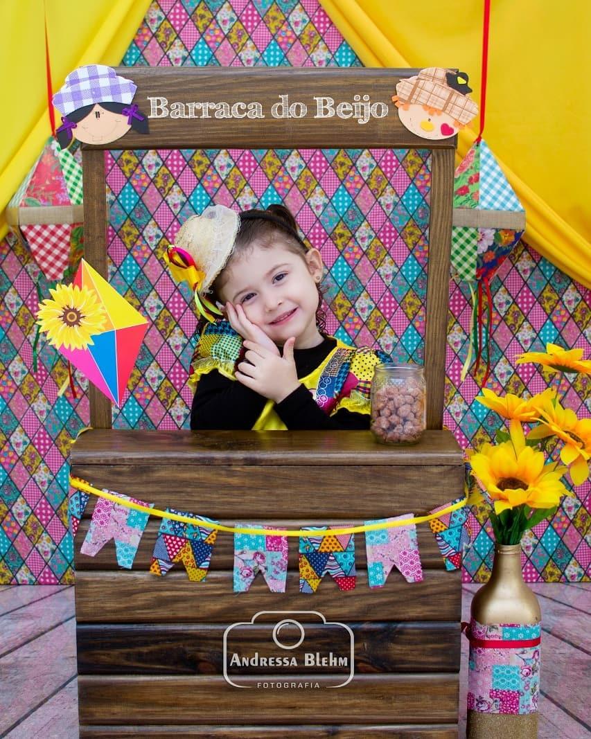 Barraquinha Festa Junina / Limonada / Flores