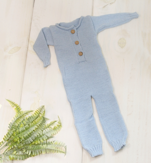 Body Jolie Acompanhamento Azul Bebê