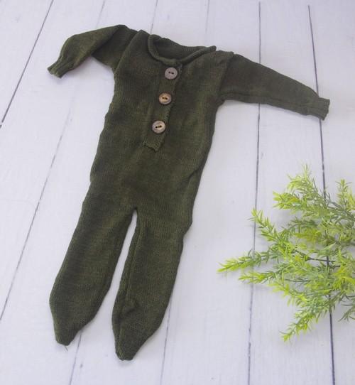Body Jolie Newborn Militar