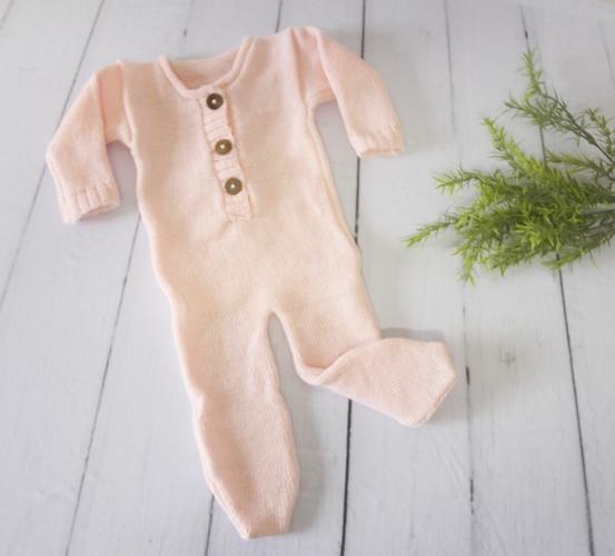 Body Jolie Newborn Rosa bebê
