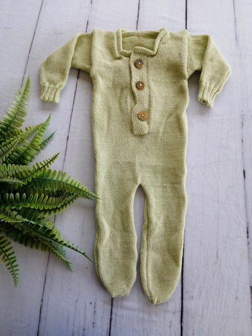 Body Jolie Newborn Verde aloe