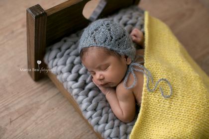 Cama Coração - Estilo Demolição - Newborn e Acompanhamento