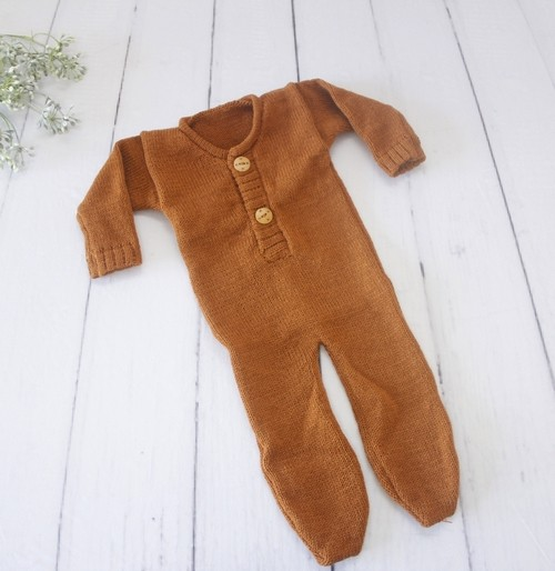Body Jolie Newborn Terracota