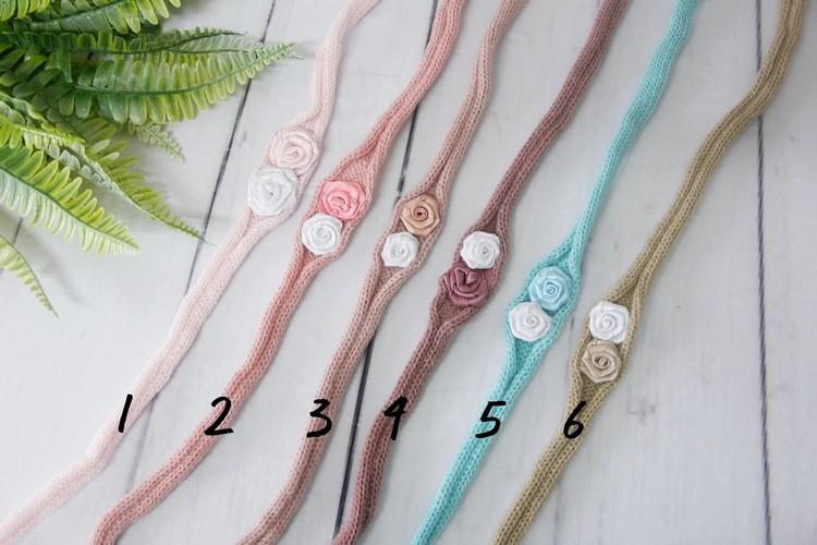 Headband Flower