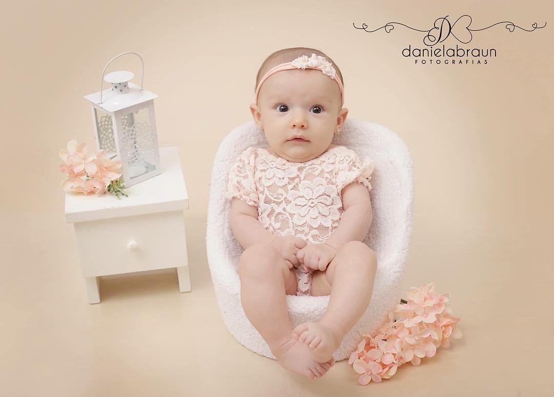 Mini criadinho Branco