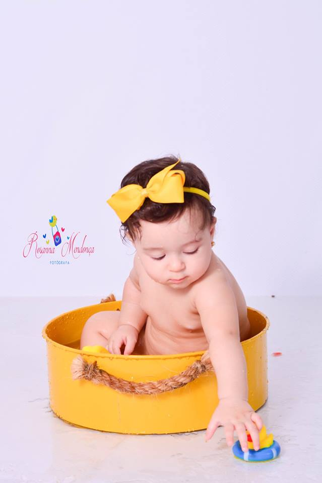 Tina De Ferro Amarela