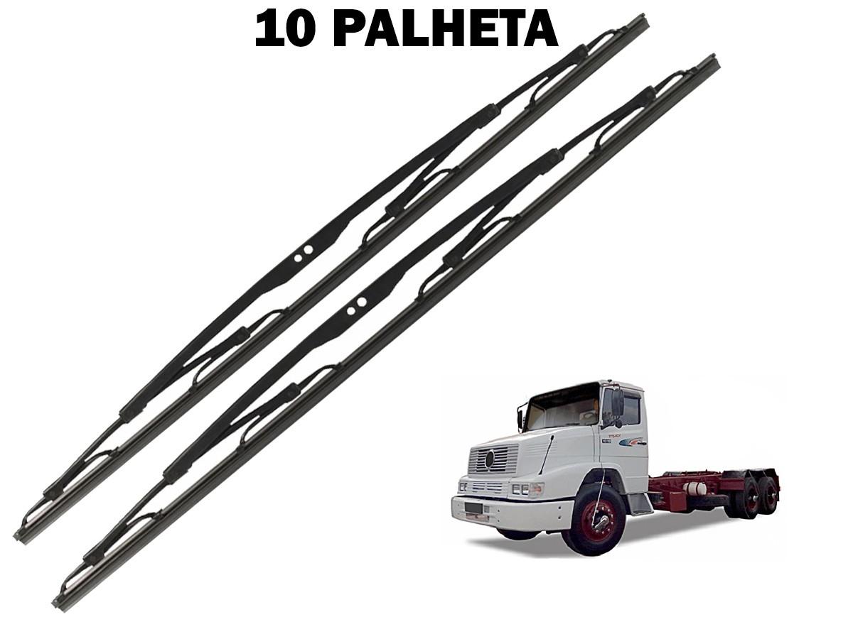 10 PALHETAS LIMPADOR DO PARABRISA MB1618/1935/SC112