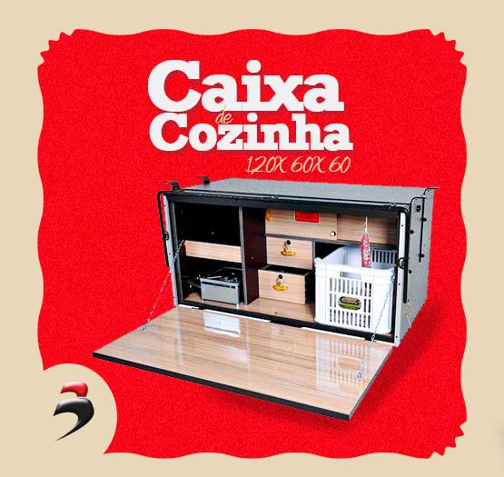Caixa de Cozinha é na Bononi