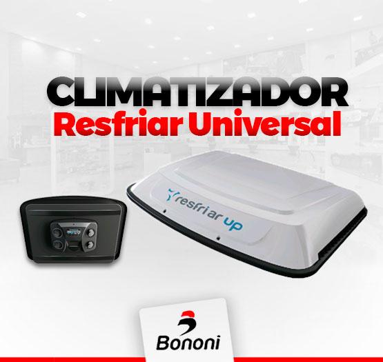 Climatizador Universal