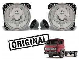 PAR FAROL PARA CAMINHAO VW DELIVERY 5.140 8.150 9.150