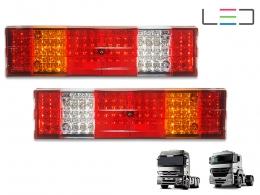 PAR LANTERNA LED TRASEIRA MB AXOR ACTROS 0015406370