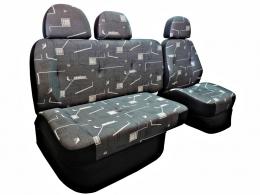Sofá Cama Confort Jg Carona Motorista Para Caminhões Diverso