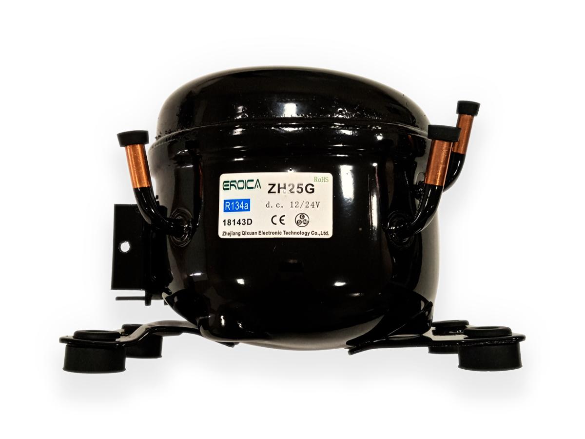 Compressor Motor geladeira caminhão universal 12v 24v