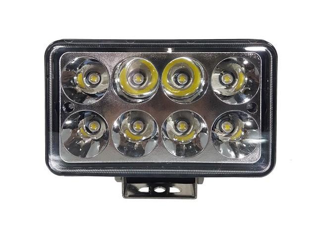 FAROL AUXILAR LED SCANIA SC 112 113 8 LEDS 24W 12/24V