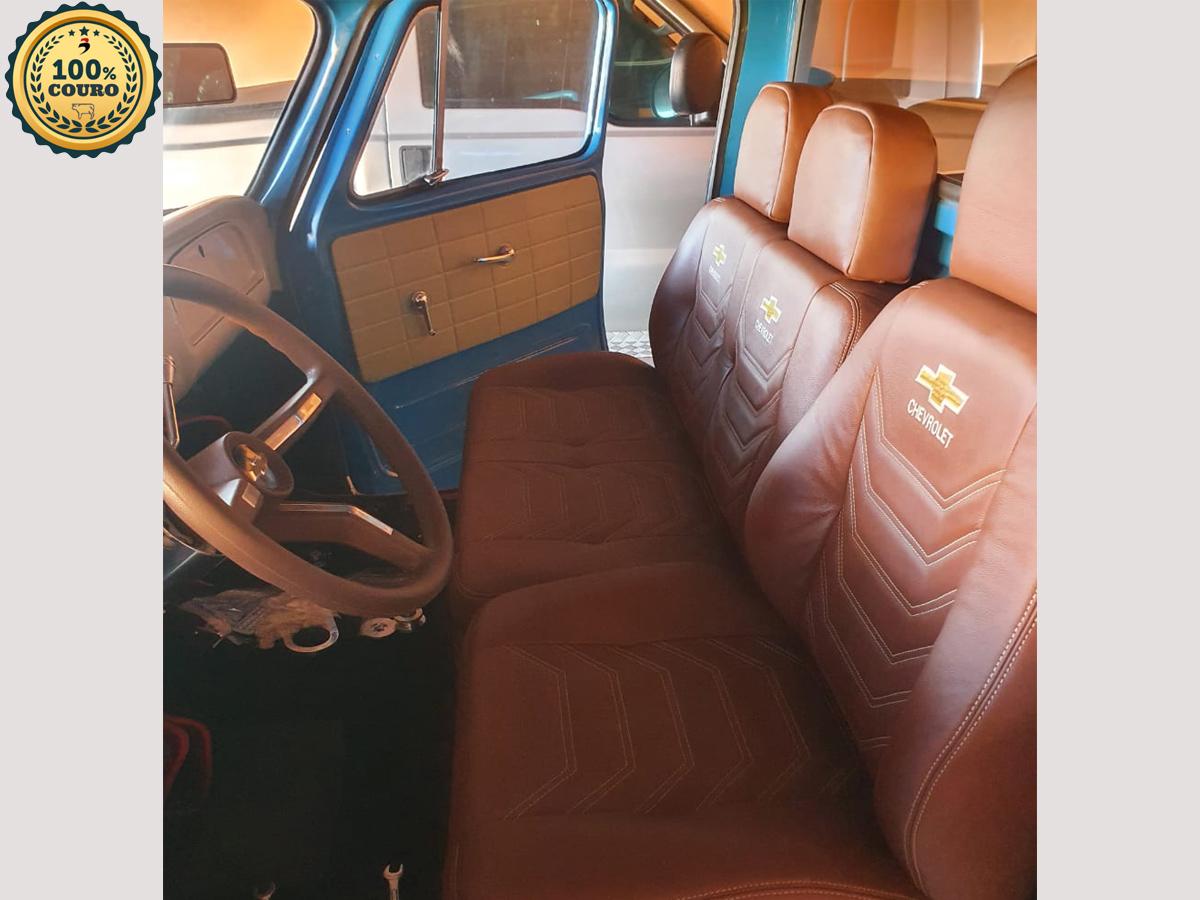 JG DE SOFA CAMA MOTORISTA E CARONA LUXO COURO MB 912