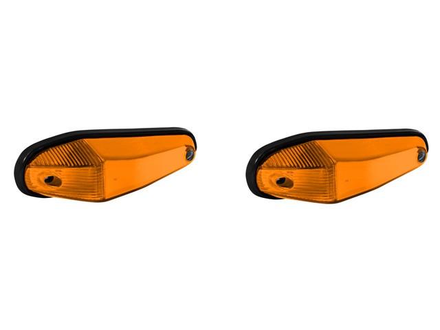 Par Lanterna Teto Caminhão VW amarela