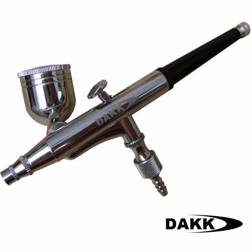 Aerógrafo DAKK 132  - Loja Silver Box