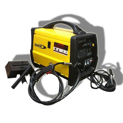 ESGOTADO - Máquina de Solda MIG/MAG com e sem gás 135 A