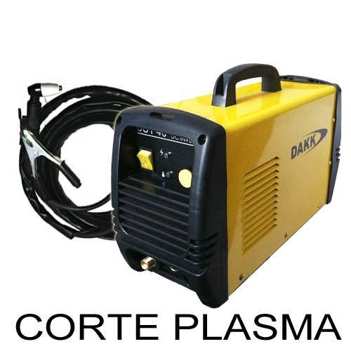 Máquina de Corte Plasma CUT 50 16mm  - Loja Silver Box