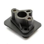 Coletor / Flange para carburador de roçadeira