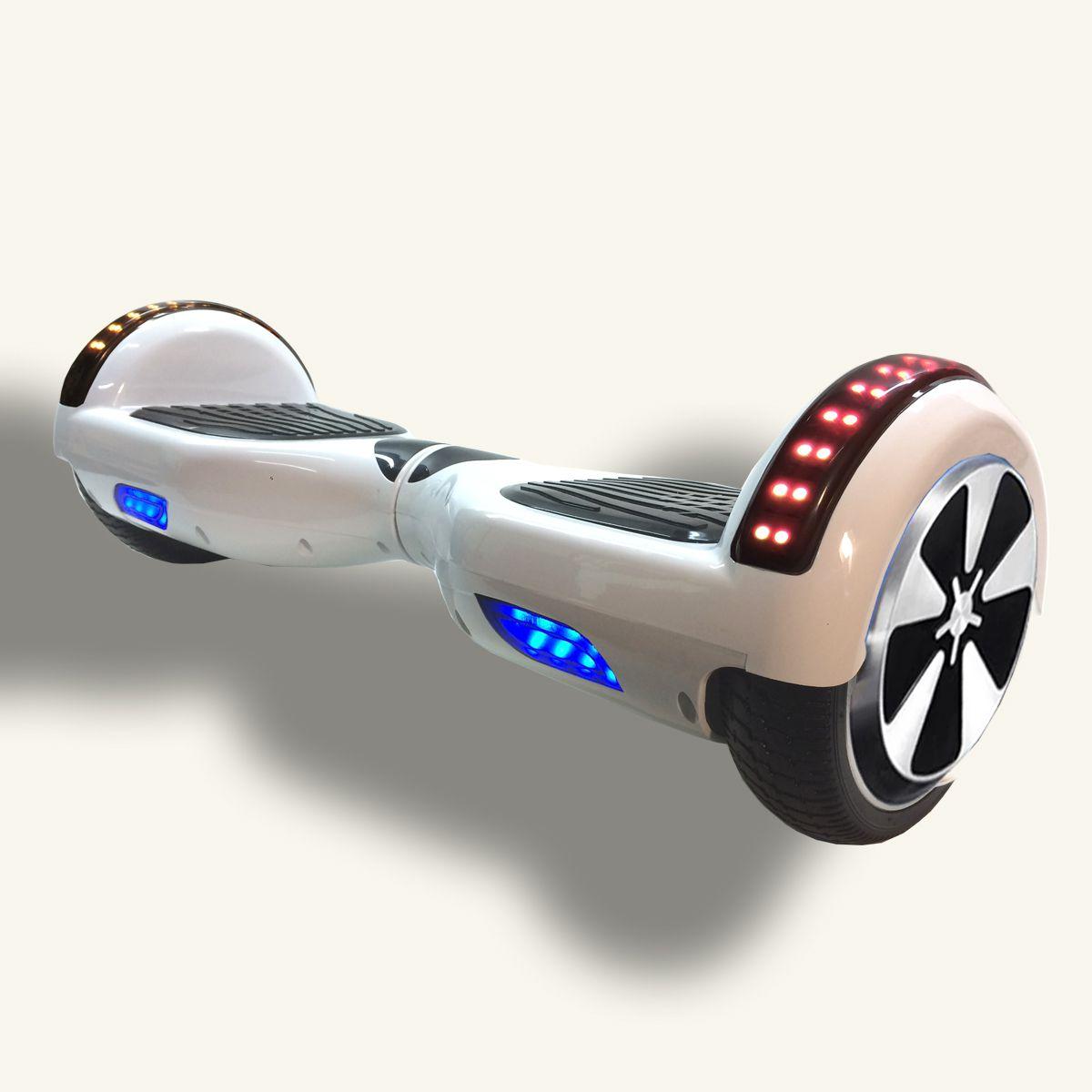 BRANCO -  Hoverboard FREEGO -  modelo  2018