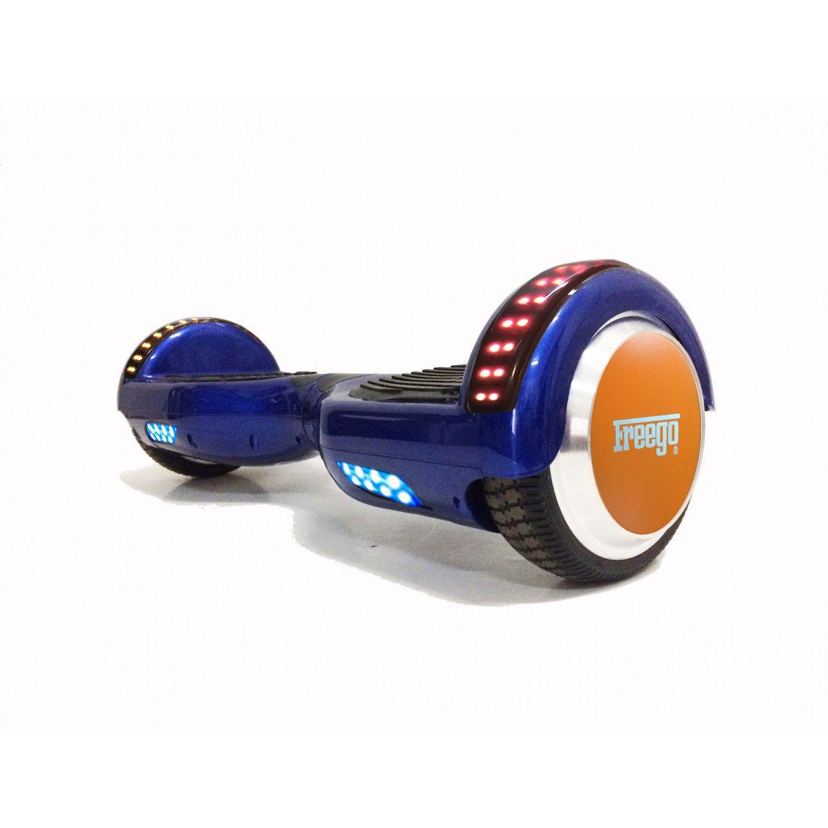 Hoverboard FREEGO  - Azul modelo 2018  - Loja Silver Box