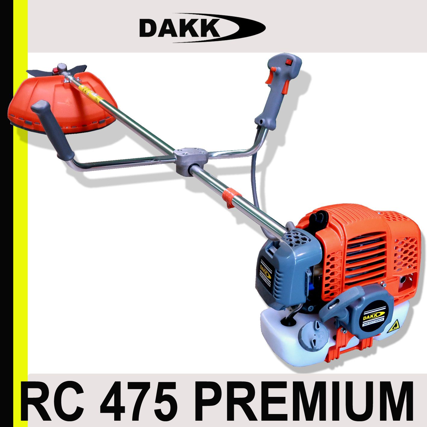 Roçadeira DAKK RC475 PREMIUM