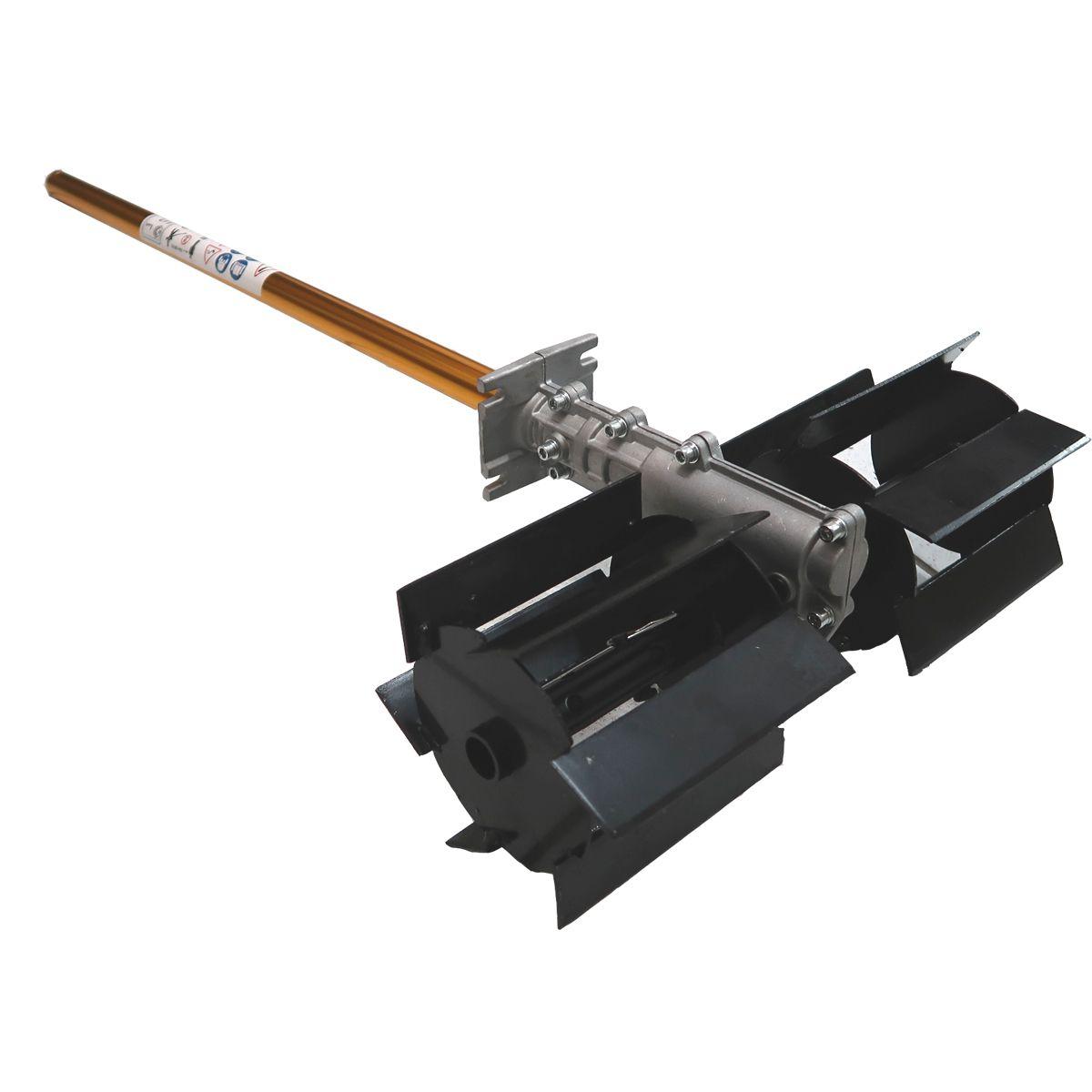 ROÇADEIRA DAKK RC620 - TORK MONSTER COM ENXADA ROTATIVA