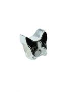 Berloque de prata 925 - Bulldog Francês