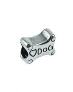 Berloque de Prata 925 - Dog Osso