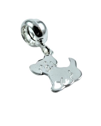 Berloque de prata 925 - Cachorrinho