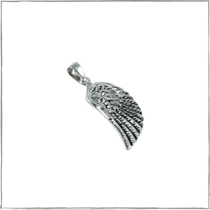 Pingente asa de anjo - Prata 925
