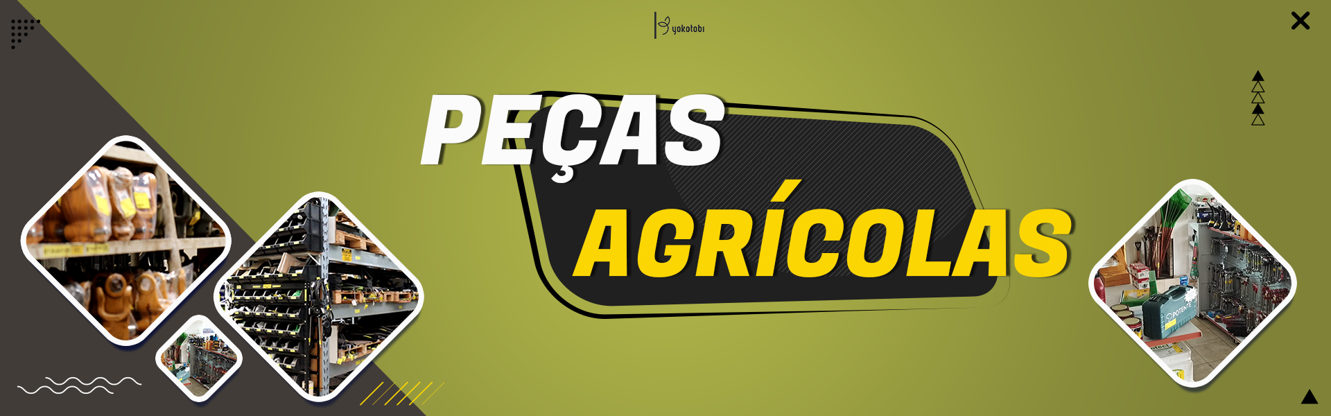 PECAS AGRICOLAS